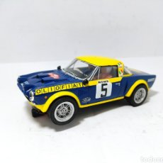 Scalextric: SCALEXTRIC FIAT 124 ABARTH ALTAYA SEAT SPORT. Lote 278550533