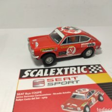 Scalextric: SCALEXTRIC SEAT 850 COUPE ALTAYA SEAT SPORT. Lote 278551098