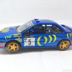 Scalextric: SCALEXTRIC SUBARU IMPREZA WRC CARLOS SAINZ ALTAYA. Lote 278623628