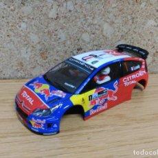 Scalextric: CARROCERÍA CITROËN C4 WRC - SCX. Lote 278641068
