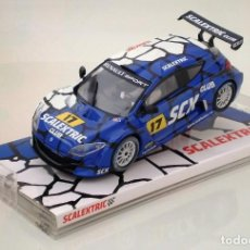 Scalextric: SLOT, COCHE CLUB SCALEXTRIC 2017, RENAULT MEGANE RS-275, A ESTRENAR.. Lote 280340698