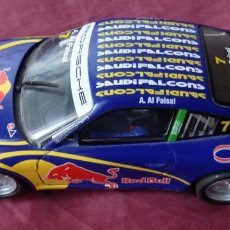 Scalextric: PORSCHE 911 GT3 CUP SCALEXTRIC SIN EL ALERON TRASERO. Lote 282470183