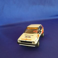 Scalextric: SCALEXTRIC FORD FIESTA TECNITOYS. Lote 286979443