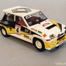 Scalextric: SCALEXTRIC RENAULT 5 MAXI TURBO. Lote 286987858