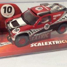 Scalextric: SCALEXTRIC CLUB VOLSKWAGUEN TUAREG AÑO 2010. Lote 287084968