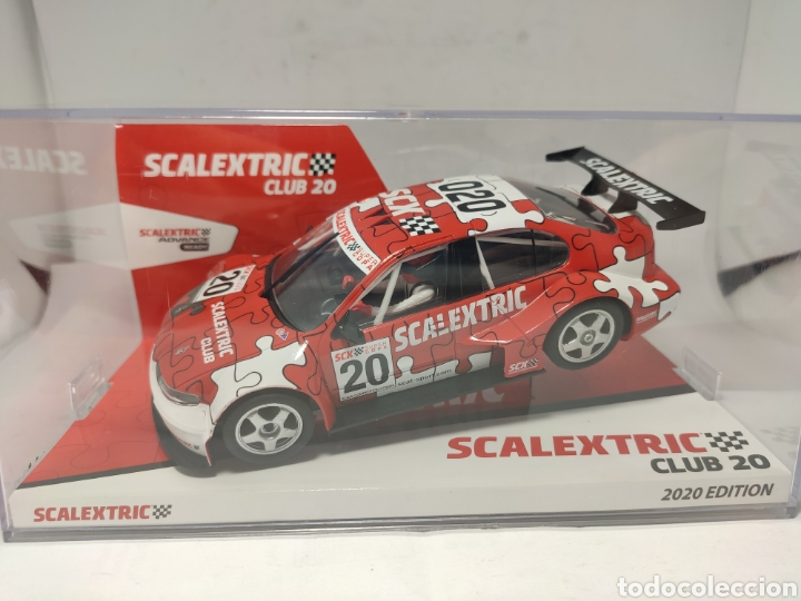 SCALEXTRIC SEAT TOLEDO GT CLUB SCALEXTRIC 2020 SCX (Juguetes - Slot Cars - Scalextric Tecnitoys)