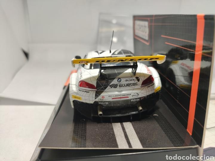 Scalextric: SCALEAUTO BMW Z4 GT3 24H BARCELONA 2011 N°2 REF. SC-6020 - Foto 2 - 287648073