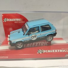 Scalextric: SCALEXTRIC SEAT PANDA CLUB SCALEXTRIC 2007 TECNITOYS REF. 6241. Lote 287648793