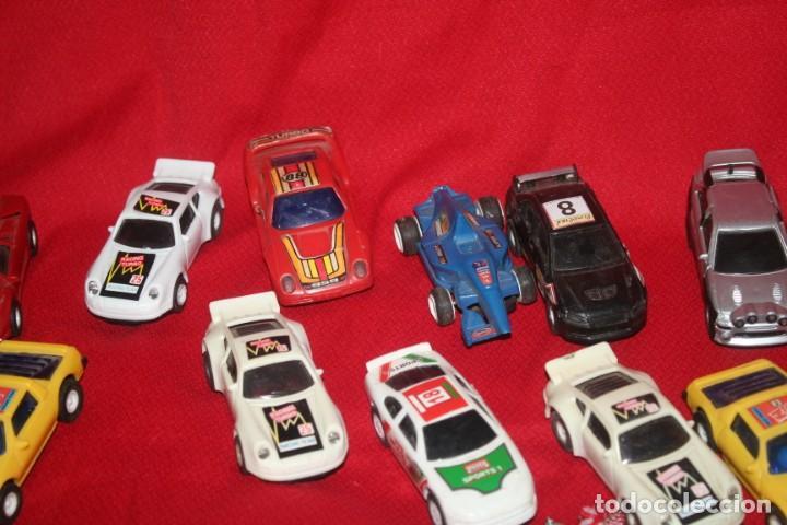 Scalextric: lote de coches de scalextric o similar algunos son antiguos - Foto 3 - 287665923
