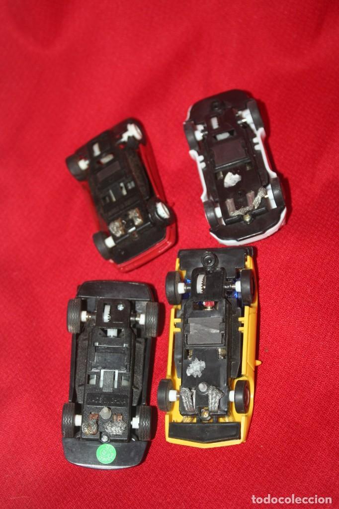 Scalextric: lote de coches de scalextric o similar algunos son antiguos - Foto 6 - 287665923