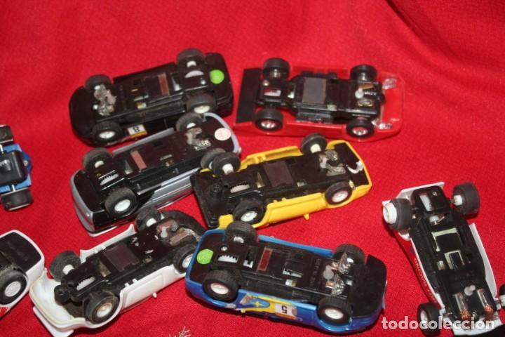 Scalextric: lote de coches de scalextric o similar algunos son antiguos - Foto 10 - 287665923