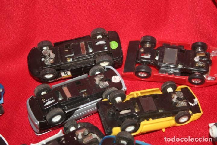 Scalextric: lote de coches de scalextric o similar algunos son antiguos - Foto 11 - 287665923