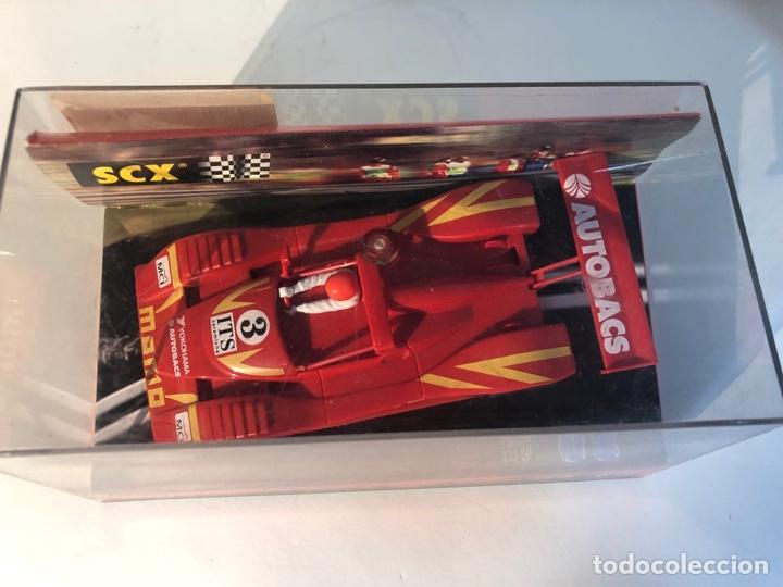Scalextric: Ferrari 333 SP rojo n3 momo scalextric tecnitoys scx ref.6003 - Foto 5 - 287741288