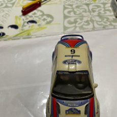 Scalextric: FORD FOCUS , CARLOS SAINZ SCALEXTRIC TECNITOYS. Lote 287790708