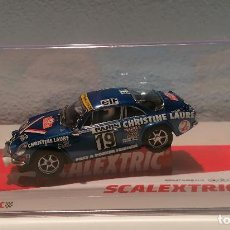 Scalextric: SCALEXTRIC RENAULT ALPINE A110 ¡NUEVO!. Lote 287804073