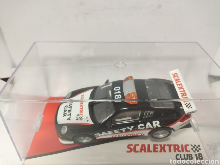 Scalextric: SCALEXTRIC PORSCHE 911 GT3 SAFETY CAR CLUB SCALEXTRIC 2018 - Foto 2 - 287821753