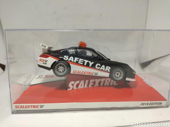 Scalextric: SCALEXTRIC PORSCHE 911 GT3 SAFETY CAR CLUB SCALEXTRIC 2018 - Foto 4 - 287821753