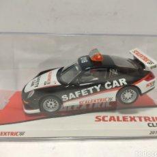 Scalextric: SCALEXTRIC PORSCHE 911 GT3 SAFETY CAR CLUB SCALEXTRIC 2018. Lote 287821753