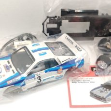 Scalextric: SCALEXTRIC LANCIA RALLYE 037. Lote 287880463