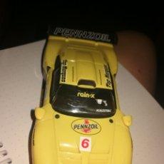 Scalextric: SCALEXTRIC PORSCHE 911 GTI LE FALTAN RUEDAS DELANTERAS. Lote 288226178