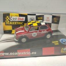 Scalextric: SCALEXTRIC MINI CLUB SCALEXTRIC 2004 TECNITOYS REF. 6137. Lote 288326778