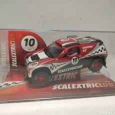 Scalextric: SCALEXTRIC VOLKSWAGEN TOUAREG TT CLUB SCALEXTRIC 2010 TECNITOYS REF. 6443. Lote 288327938