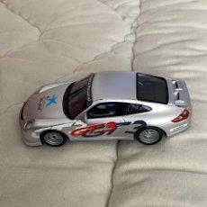 Scalextric: COCHE PORSCHE 911 GT3 CUP LA CAIXA . EXCELENTE ESTADO SCALEXTRIC. Lote 288355613