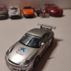 Scalextric: SCALEXTRIC PORCHE 911 GT 3. Lote 288726013