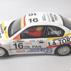 Scalextric: HYUNDAI ACCENT J.HERVAS SCALEXTRIC TECNITOYS. Lote 288862418