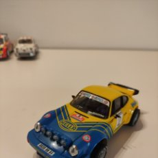 Scalextric: SCALEXTRIC PORCHE CARRER RS. Lote 288927323