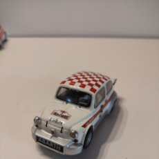 Scalextric: SCALEXTRIC ABARTH 1000. Lote 288927593