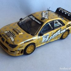 Scalextric: SCALEXTRIC SUBARU IMPREZA WRC. Lote 289675118