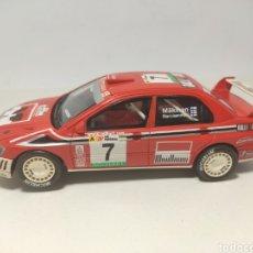 Scalextric: SCALEXTRIC MITSUBISHI LANCER WRC EVO VII ALTAYA. Lote 290835888