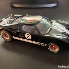Scalextric: FORD GT 40 MK II SCALEXTRIC DUELOS MÍTICOS ALTAYA. Lote 291488558