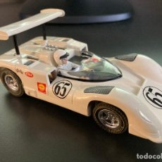 Scalextric: CHAPARRAL 2E SCALEXTRIC DUELOS MÍTICOS ALTAYA. Lote 291488973