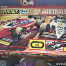 Scalextric: SCALEXTRIC GP AUSTRALIA LO QUE SALE EN LAS FOTOS. Lote 293698918