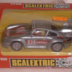 Scalextric: SCALEXTRIC,TYCO, PORSCHE 911, EN CAJA CC. Lote 21369462
