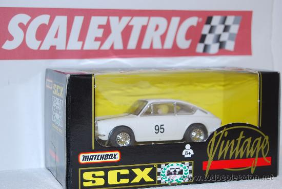 SEAT 850, VINTAGE. NUEVO!!!! (Juguetes - Slot Cars - Scalextric Tyco)