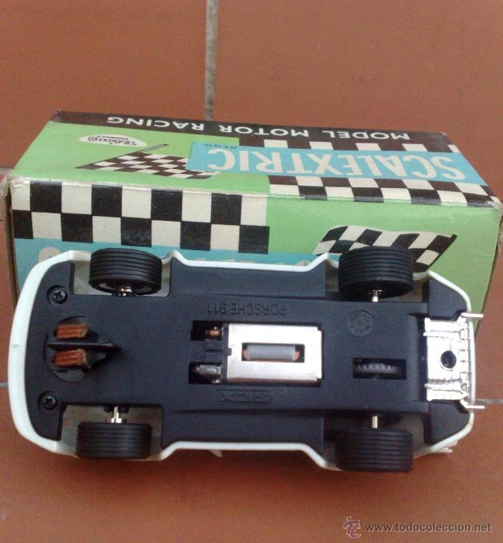 Scalextric: PORSCHE 911 SCALEXTRIC TYCO, COMO NUEVO - Foto 4 - 59641052