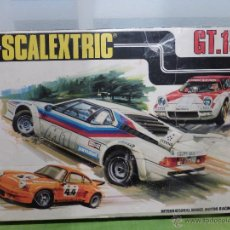 Scalextric: SCALEXTRIC GT.15 , TODO COMPLETO EXCEPTO LOS COCHES. Lote 46127120