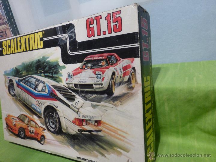 Scalextric: SCALEXTRIC GT.15 , TODO COMPLETO EXCEPTO LOS COCHES - Foto 3 - 46127120