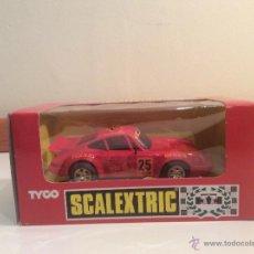 Scalextric: PORSCHE 911 SCALEXTRIC DE TYCO. Lote 46964446