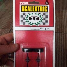 Scalextric: SCALEXTRIC CAMIÓN MERCEDES EJES TRASEROS Y RUEDAS BLISTER ORIGINAL. Lote 48004176