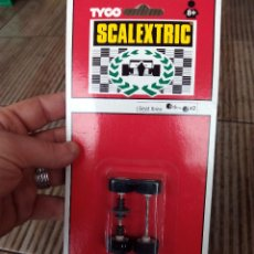 Scalextric: SCALEXTRIC SEAT IBIZA EJES TRASEROS Y RUEDAS BLISTER ORIGINAL. Lote 97565839