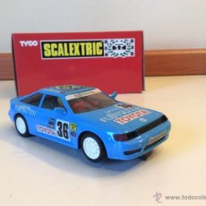 Scalextric: TOYOTA CELICA SCALEXTRIC. Lote 48191139