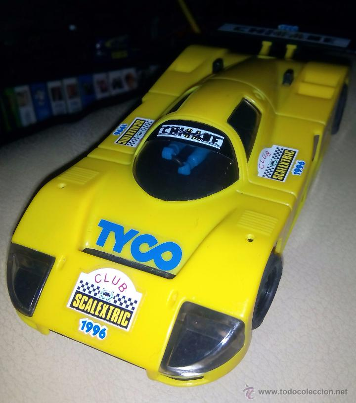 MAZDA CLUB SCALEXTRIC SLOT (Juguetes - Slot Cars - Scalextric Tyco)