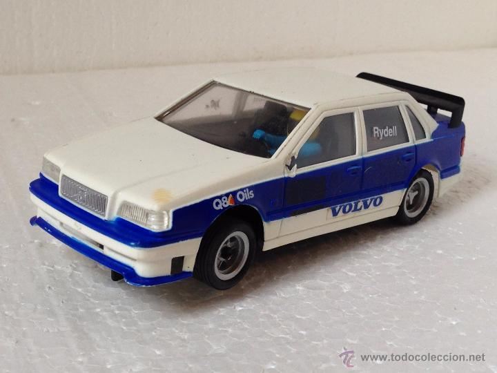 SCALEXTRIC VOLVO 850 RYDELL Q8 OILS (Juguetes - Slot Cars - Scalextric Tyco)