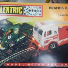 Scalextric: SCALEXTRIC TYCO CIRCUITO CAMIONES BRANDS HATCH 2 MERCEDES BENZ (3). Lote 57431231