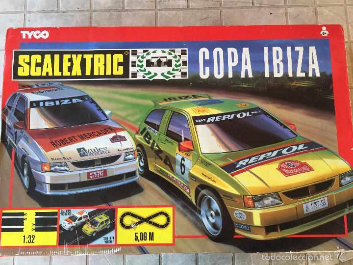 Scalextric: SCALEXTRIC EN CAJA TYCO CIRCUITO COPA IBIZA - Foto 6 - 220622328