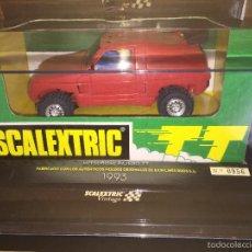 Scalextric: MITSUBISHI PAJERO TT | EXIN | SCALEXTRIC | TECNITOYS | 956. Lote 58179895